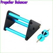Generic Wholesale 1pcs Carbon Fiber Magnetic 4-Axis Propeller Balancer Balance Adjuster For Quadcopter