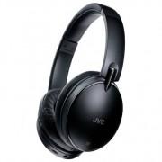 JVC draadloze hoofdtelefoon on-ear HA-S90BN-B zwart
