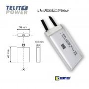 Li-Polimer 3.7V 900mAh LP603048LC EEMB