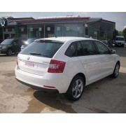 ATTELAGE SKODA Rapid 7/2013- Break - RDSO Demontable sans outil - BOSAL
