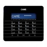 CAME PXWKTN01 Clavier saillie radio noir CAME 846CA-0100