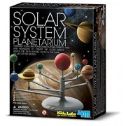 4M Build your own Glow-in-the-Dark Solar System Planetarium Model
