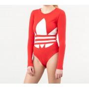adidas Large Logo Body Lush Red/ White