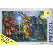 DeOnlineDrogist.nl Puzzel Helden In Actie! 48 stukjes