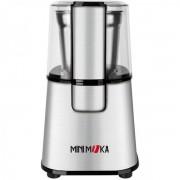 Rasnita cafea Minimoka GR-020, 220W, 60g, Inox