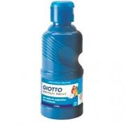 Fila Flacone 250 Ml Giotto Tempera Acrilica Colore Azzurro