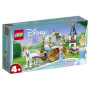 Lego Конструктор Lego Disney Princess Карета Золушки 91 дет. 41159