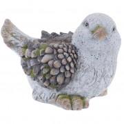 Figurka ptak PTASZEK ogrodowy ozdoba do ogrodu