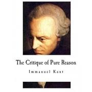 The Critique of Pure Reason, Paperback/J. M. D. Meiklejohn