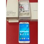 Samsung Galaxy S6 Edge G925F 32GB White použitý krabice