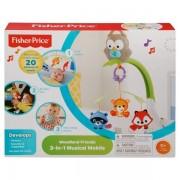 Fisher Price - Leśni Przyjaciele 3w1 CDM84