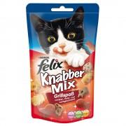 3x60g Felix Party Mix snacks para gatos Mixed Grill