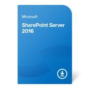 Microsoft SharePoint Server 2016 OLP NL, 76P-01876 elektronički certifikat