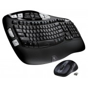 Logitech MK550 Wireless Keyboard and Mouse Combo [920-002555(MK550)]