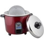 Panasonic SR-WA10 ge9 Electric Rice Cooker(0.5, Maroon)