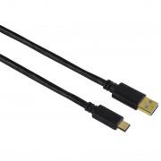 Kabl USB 3.1 na USB-C M/M pozlaćen Hama 135735, 0.75m