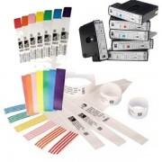 Kit di stampa Braccialetti Zebra x HC100