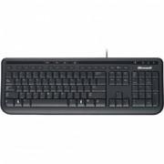 Tastatura Cu Fir Microsoft 600 USB Negru