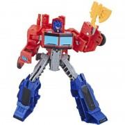 Figurina Transformers Cyberverse Warrior Class Optimus Prime Hasbro