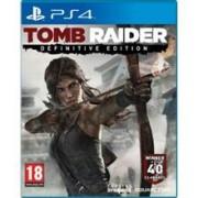 Tomb Raider Definitive Edition PS4