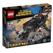 Lego Flying Fox: Batmobil-Attacke aus der Luft