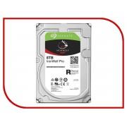 Жесткий диск 8Tb - Seagate IronWolf Pro ST8000NE0004