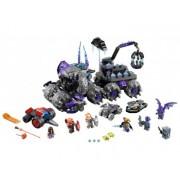 LEGO® NEXO KNIGHTS™ Sediul central al lui Jestro - L70352