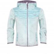 Poleron Lippi Grillo Therm-Pro Hoody Jacket Niña Verde Agua