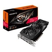 GIGABYTE Video Card AMD Radeon RX 5700 GAMING OC GDDR6 8GB/256bit, 1625MHz/14000MHz, PCI-E 4.0, 3xDP, HDMI, WINDFORCE 3X Cooler (Double Slot) RGB Fusion, Metal Back Plate, Retail (GV-R57GAMING_OC-8GD)