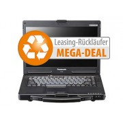 "Toughbook CF-53, 14"", Core i5, 4 GB, 128 GB SSD, Win7 (ref.) 