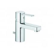 Baterie lavoar Kludi Zenta,crom, furtune flexibile-382500575