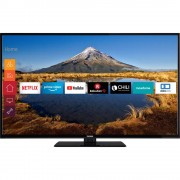 "Telefunken C55U446A LED televizor 140 cm 55 "" ATT.CALC.EEK A+ (A++ - E) DVB-T2, DVB-C, DVB-S, UHD, Smart TV, WLAN, CI+ Crna"