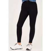 ''Gina Tricot'' ''Gina curve jeans'' Black 38