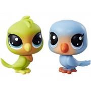 Littlest Pet Shop Mini 2-Pack Lolly Lovington & Leo Lovefeater