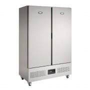 Foster Refrigeration Foster Slimline Double Door Upright Freezer 800 Ltr