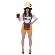 Beergirl Maskeraddräkt