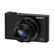 Sony Cyber-shot DSC-WX500 18.2 Megapixel Compact Camera - Black