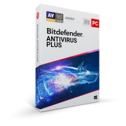 Bitdefender Antivirus Plus 2020 Vollversion 1 Gerät 1 Jahr + 3 Monate