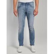 TOM TAILOR Jeans Josh regular slim, Heren, Dark Indigo with Tint, 30/34