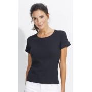 Sols 11830 Lady női környakú póló - színes