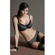 LITEX Luxusní kalhotky. 99726118 tmavě šedá 40