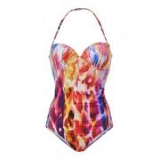 MADELEINE Maillot de bain femme piment/multicolore / rouge