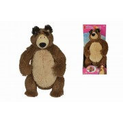 Masha and The Bear - Urs de plus, 43 cm