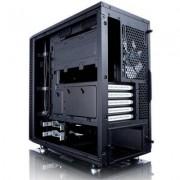 Мини кутия за компютър fractal design define mini c black