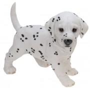 ProGarden Zahradní dekorace štěně, dalmatin stojící