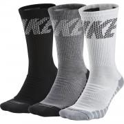 Nike unisex zokni U NK EVERYDAY MAX CUSH CREW 3P SX5526-901