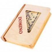 Joc Domino cutie lemn