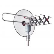 Antena rotativa TV Sonnet SNA-883TG, rotire 360 grade, telecomanda si amplificator