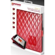Promate iPose.10-Stylized Leather Design Cover