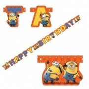 Unknown Despicable Me Minions Carta Banner